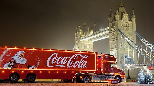 Coca-Cola Christmas truck to bring festive joy to Glasgow THIS WEEKEND